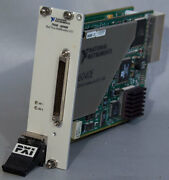 National Instruments Pxi-7030/6040e 12-bit Real-time Multifunction I/o Board