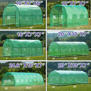 Walk In Greenhouse Larger Hot Green House Canopy Outdoor Plant Gardening