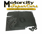 1964-67 All Gm A-body Chevelle Gto 442 Gs Heater Box Seals Gaskets For Ac Cars