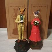 Ghibli Collectibles Whisper Of The Heart Baron Dole And Louise Music Box New