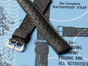 9 Sold Slightly Imperfect Swiss Watch Strap To Rolex Submariner 5513 1016 1675