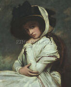 Romney George English 1 Artist Painting Reproduction Handmade Oil Canvas Repro