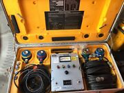 Revere 155800-08 Electronic Aircraft Weighing Kit Capacity 50000 Pounds G062
