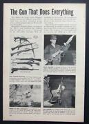 Stoner 63 Modular Weapon System New Weapons For Hot Little Wars 1965 Pictorial