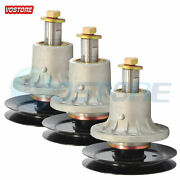 3pk Spindle Assembly For Exmark 60 Deck Lazer Z Zero-turn 634972 1-634972