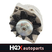 New Alternator High Output 105 Amp 1-wire 10si Self-exciting Sbc Bbc Gm 7127b