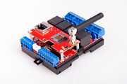 Arduino Mkr Zero Gsm Ethernet Prodino Grove Rs485 4 Relays 4 Isolated Inputs