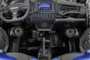 Polaris Rzr Xp Turbo S Complete 4 Speaker Plug-and-play System/stereo