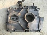 Porsche 912 Engine Case 3rd Piece / Timing Cover Type 616/36 751251 And03966 82
