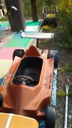 Coin Operated Kiddie Ride Formula One Like Race Car Sold As Is 350 Bottom Dollar