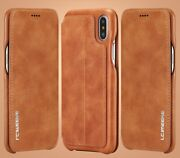 For Iphone 11 Se 2020 Samsung Galaxy S20 Flip Magnetic Wallet Leather Case Cover