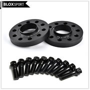 4 Mercedes Hubcentric 15mm Wheel Spacers C E S Class Cl Cls Clk Sl 5x112 66.6