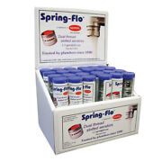 Dual Thread Slotted 2.2 Spring-flo Aerator - Six Pack Tube For Counter Display ,