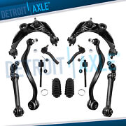 Fwd Front Upper Lower Forward Rearward Control Arm Kit For Ford Fusion Milan Mkz