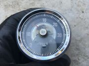 Vintage Car Thermometer 138 Cg12