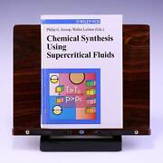 Chemical Synthesis Using Supercritical By Philip G. Jessop And Walter Leitner