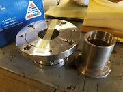Mechanical Seal / Stuffing Box And Cover Black Clawson 24p Selectifier
