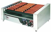 Apw Wyott Hrs-31s Hot Dog Xpert Series Slanted Roller Grill