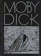 Moby Dick-herman Melville-1930-rockwell Kent-a Beautiful And Collectible Book