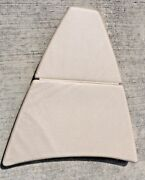 Oem 2014 Scout 350 Lxf Boat Folding Forward Center Bow Filler Seat Cushion Brown