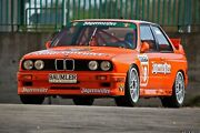 Bmw E30 M3 Jägermeister Sticker Livery Decal Set Real Cars 11 Free Shipping