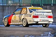 Bmw E30 M3 Warsteiner Sticker Livery Decal Set Real Cars 11 Free Shipping