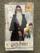 Mattel Harry Potter Albus Dumbledore 12 Inch Doll. Free Shipping