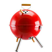 Kettle Bbq Charcoal Grill Portable Barbecue Quality Weber Style And Stainless Vent