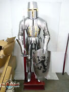 Medieval Knight Suit Of Armor 15th Centurybest Boys Halloween Costumes Gift Item