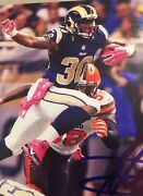 Todd Gurley La Rams Uga 30 Ran For Over 1200 Yds As Rookie Coa Gx27802