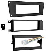 Fits Volvo Single Din Dash Install Kit + Car Radio/stereo Wire Harness 99-9222