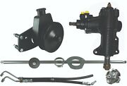 Borgeson Mustang P/s Kit, 1965-66 289/302/351w Manual Steering 999020