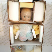 The Danbury Mint Kewpie Doll A Gift From The Sea 12 Porcelain Collectors Baby