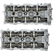 Fit 2 Nissan Infiniti 3.5 4.0 Dohc Maxima Cylinder Heads Castcd7 02-09 No Core