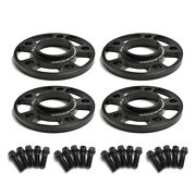 4pc 15mm Wheel Spacers For Maserati Ghibli Forged Aluminum 7075 T6 Lightweight