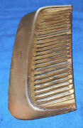 1969 Mustang Coupe Grande Gt Convertible Orig Lh Rear Quarter Panel Scoop Grille