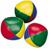 216 Juggling Balls Learn To Juggle Set Lot Classic Circus Toys Party Favors Case