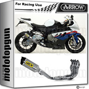 Arrow Full System Exhaust Competition High Rt Titanium C Bmw S 1000 Rr 2012 12