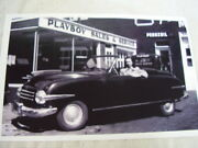 1947 Playboy Automobile Convertible 2 11 X 17 Photo Picture