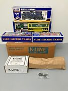 K-line Limited Edition Proctor And Gamble Train Set
