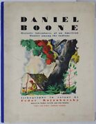 Daniel Boone Historic Adventures Of An American Hunter Among The Indians Esther