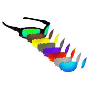 Hawkry Polarized Replacement Lens For- Jawbone Vented Sunglass - Multiple