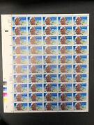 C132 Sheet Of 50 Extra Fine Mint Never Hinged