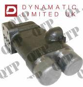 81872759 Compensator Valve Hydraulic Pump Compatible With Ford New Holland Tm115