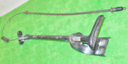 1965 1966 Mustang Convertible Gt Shelby Orig Parking Brake Handle Cable Assembly