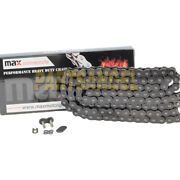 520 X 150 Links O-ring Motorcycle Chain For Extended Swingarm - Black