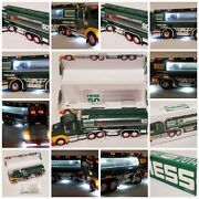 Hess 50th Aniversary Special Edition Hess Truck 1964-2014 New In Box