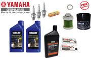 Yamaha F40a Maintenance Oil Change Kit 6d8-ws24a-00-00 Fuel Filter Gear Lube