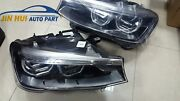 One Pair Original Bmw X3 F25 Adeptive Full Led Headlight Assembly 63117401143