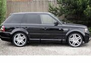 22andrdquo Range Rover Sport / Vouge/ Discovery Olympus Style Alloys And Tyres Set Of 4